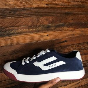Men's Competition Suede Retro LowTop Sneakers